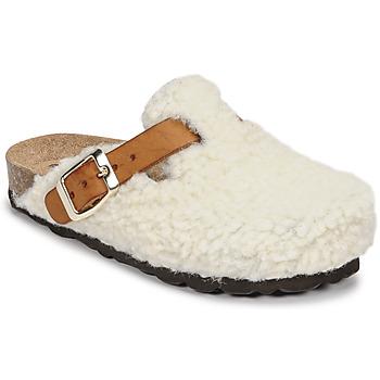Schuhe Kinder Hausschuhe Citrouille et Compagnie PIWONA Beige