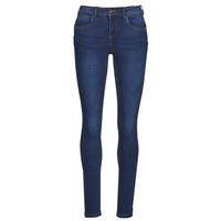 Kleidung Damen Slim Fit Jeans Noisy May NMJEN Blau
