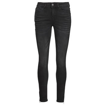 Kleidung Damen Slim Fit Jeans Noisy May NMKIMMY Schwarz