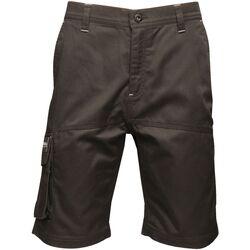 Kleidung Herren Shorts / Bermudas Regatta  Schwarz