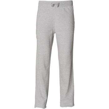 Kleidung Herren Jogginghosen Skinni Fit SFM63 Hellgrau