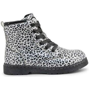 Schuhe Kinder Boots Shone - 3382-032 Schwarz