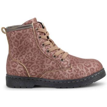 Schuhe Kinder Boots Shone - 3382-041 Rose