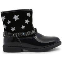 Schuhe Kinder Boots Shone - 234-022 Schwarz