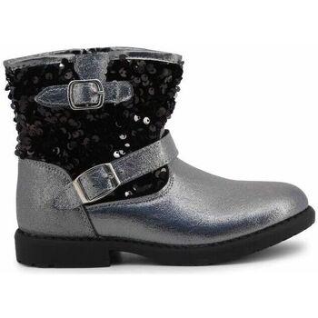Schuhe Kinder Boots Shone - 234-021 Grau