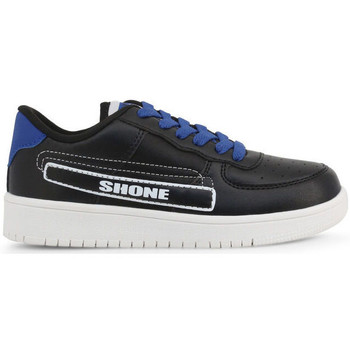 Schuhe Kinder Sneaker Low Shone - 17122-019 Schwarz