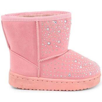 Schuhe Mädchen Schneestiefel Shone - 198 Rose