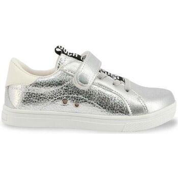 Schuhe Kinder Sneaker Low Shone - 231-037 Grau