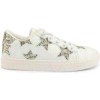 Schuhe Kinder Sneaker Low Shone - 230-069 Weiss
