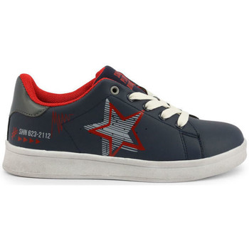 Schuhe Kinder Sneaker Low Shone - 15012-126 Blau