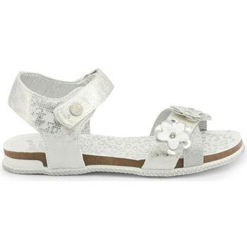 Schuhe Mädchen Sandalen / Sandaletten Shone - l6133-036 Weiss
