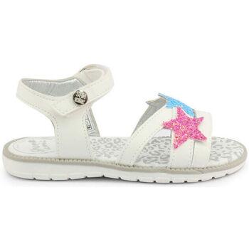 Schuhe Mädchen Sandalen / Sandaletten Shone - 8233-015 Weiss