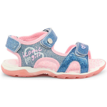 Schuhe Mädchen Sandalen / Sandaletten Shone - 6015-031 Blau