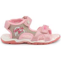 Schuhe Mädchen Sandalen / Sandaletten Shone - 6015-031 Rose