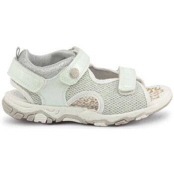 Schuhe Jungen Sandalen / Sandaletten Shone - 1638-035 Weiss