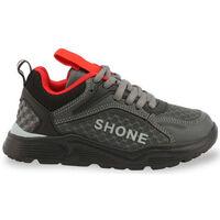 Schuhe Kinder Sneaker Low Shone - 903-001 Grau
