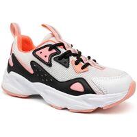 Schuhe Kinder Sneaker Low Shone - 8202-001 Weiss