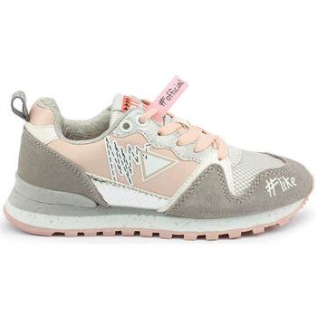 Schuhe Kinder Sneaker Low Shone - 617k-018 Grau