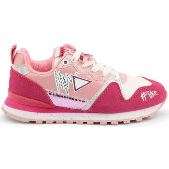 Schuhe Kinder Sneaker Low Shone - 617k-018 Rose