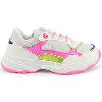 Schuhe Kinder Sneaker Low Shone - 2007-001 Weiss