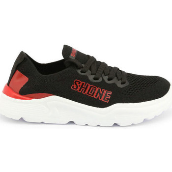 Schuhe Kinder Sneaker Low Shone - 155-001 Schwarz