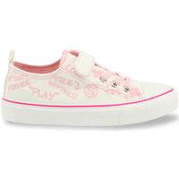 Schuhe Kinder Sneaker Low Shone - 291-002 Weiss