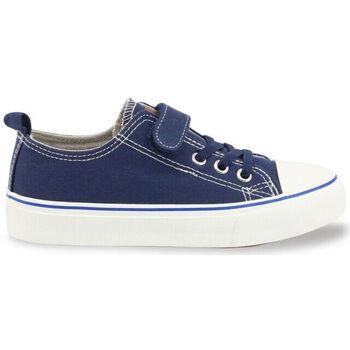 Schuhe Kinder Sneaker Low Shone - 291-002 Blau