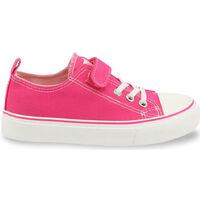Schuhe Kinder Sneaker Low Shone - 291-002 Rose