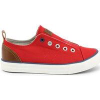 Schuhe Kinder Sneaker Low Shone - 290-001 Rot