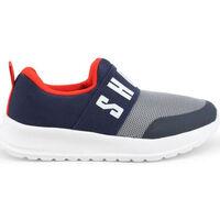 Schuhe Jungen Slip on Shone - 20038-001 Blau