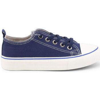 Schuhe Jungen Sneaker Low Shone - 292-003 Blau