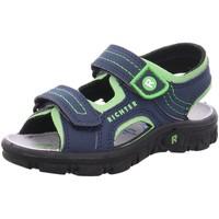 Schuhe Jungen Sportliche Sandalen Richter Schuhe 8101.348.7202 8101.348.7202 blau