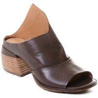 Schuhe Damen Low Boots Rebecca White T0403  Rebecca White  D??msk?? mokas??ny z telec?? k??e v k??vov?? bar