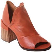 Schuhe Damen Low Boots Rebecca White T0504  Rebecca White  D??msk?? kotn??kov?? boty z telec?? k??e v kor??