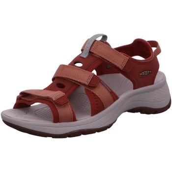 Schuhe Damen Sandalen / Sandaletten Keen Sportschuhe 1024869 rot