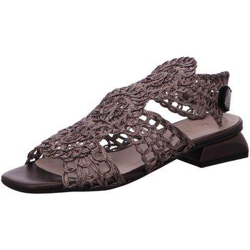 Schuhe Damen Sandalen / Sandaletten Marian Sandaletten 41560 gold