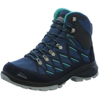 Schuhe Damen Sneaker High High Colorado Sportschuhe TRAIL MID LADY Wanderschuh,bla 1071731 5557 blau