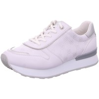 Schuhe Damen Sneaker Low Bugatti Schnürhalbschuh 432-A4301-5050 2013 weiß