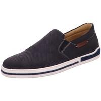 Schuhe Herren Slipper Galizio Torresi Premium 41118017213 blau
