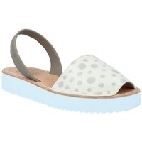 Schuhe Damen Sandalen / Sandaletten Ria Menorquinische Sandalen Abarcas Frau von  27300-2-S2 Multicolor