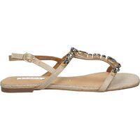 Schuhe Damen Sandalen / Sandaletten D'angela SANDALIAS  DMS19461 MODA JOVEN ORO Doré