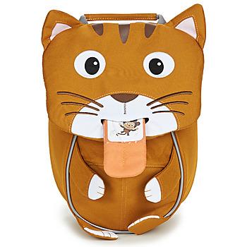 Taschen Kinder Rucksäcke Affenzahn CAT Braun