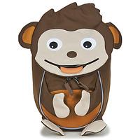 Taschen Kinder Rucksäcke Affenzahn MONKEY Braun