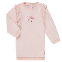 Kleidung Mädchen Kurze Kleider Carrément Beau ABRICOT Rose