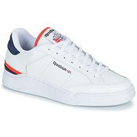 Schuhe Sneaker Low Reebok Classic AD COURT Weiss / Blau / Rot