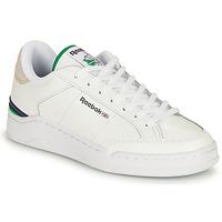 Schuhe Sneaker Low Reebok Classic AD COURT Weiss / Grün