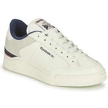 Schuhe Sneaker Low Reebok Classic AD COURT Weiss / Blau