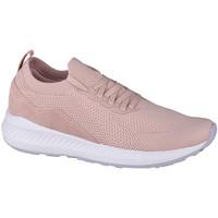Schuhe Damen Sneaker Low 4F Women's Casual Rose