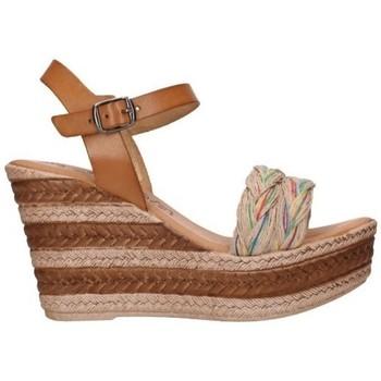 Schuhe Damen Sandalen / Sandaletten Lola Rico 936 Mujer Combinado Multicolor