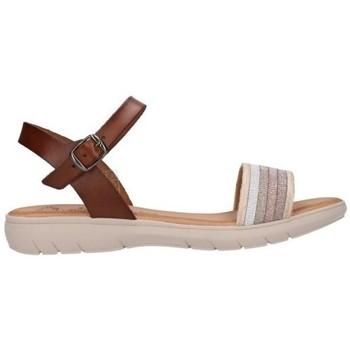 Schuhe Damen Sandalen / Sandaletten Lola Rico 952 Mujer Marron marron